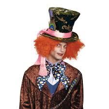 Mad Hatter Halloween Costume Mad Hatter Costumes Halloween Costumes Official Costumes