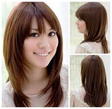 back views of long layer styles for medium length hair long layered haircuts back view hair pinterest long layered