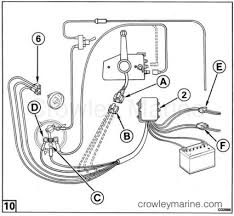 power trim tilt motor and wire harness kit crowley marine