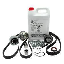 vw timing belt kit mk4 tdi alh 038109119m by europa parts