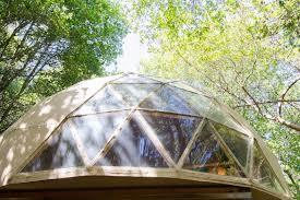 Airbnb Tiny Homes Airbnb U0027s Most Popular Rental Is A Tiny Mushroom Dome Cabin Most