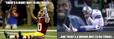 Funny Washington Redskins Memes - my favorite romo meme bodybuilding com forums