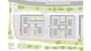 building site plan gallery of kamjz and kurylowicz designs office building 16
