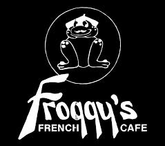 levrette sur canapé froggy s café