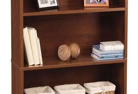 Sauder 3 Shelf Bookcase Uncategorized Three Shelf Bookcase Satisfactory 3 Shelf Bookcase