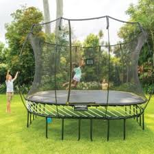 Trampoline Backyard Backyard Fun Zone Play Sets Trampolines Basketball Hoops