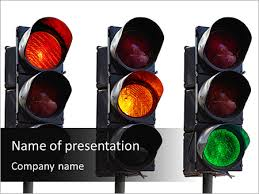 traffic lights powerpoint template u0026 backgrounds id 0000004793