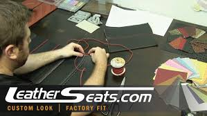 Upholstery Stitch Types Boutique Upholstery Seam Options For Custom Leather Interior