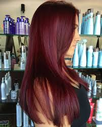 Colors To Dye Brown Hair Burgundy Red Hair Color Pictures Hairstyle Haircut Today