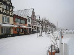 Bad Breisig Bilder Vom Winter 2012 Rhein Bad Breisig Die Rheinpromenade In