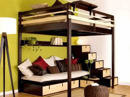 Loft Bed Frames Queen Bedroom Furniture Bedroom Cheap Twin Beds Cool For Couples