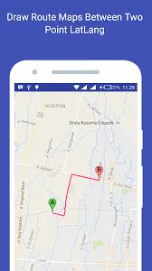 Draw Route On Google Maps by The Android Arsenal Maps Drawroutemaps