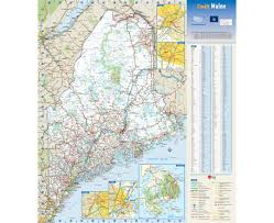 Town Maps Usa by Maps Of Maine State Collection Of Detailed Maps Of Maine State