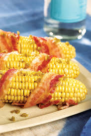thanksgiving corn side dishes fully loaded corn on the cob recipes southern living