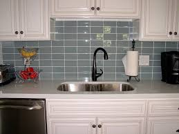 Kitchen Backsplash Blue Kitchen Kitchen Update Add A Glass Tile Backsplash Hgtv