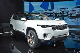 new jeep concept 2018 jeep yuntu hybrid concept may foreshadow future chinese 7 seater suv