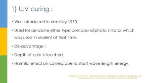 what is a dental curing light used for light cure advanced