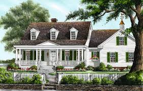 awesome country house plans with porches 29 in french home