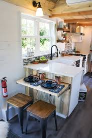 Out Kitchen Designs by Top 25 Best Tiny House Kitchens Ideas On Pinterest Tiny House