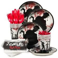 the walking dead party supplies