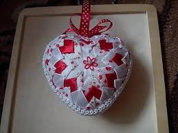 246 best ornaments quilted images on crafts