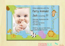 baby bday baby birthday invitation card cloudinvitation