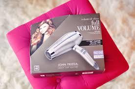 Hair Dryer Volume mega volume hair frieda volume hair dryer review