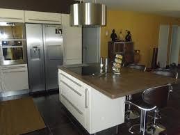 ilot central cuisine pour manger cuisine et salle a manger 9 photos kinou