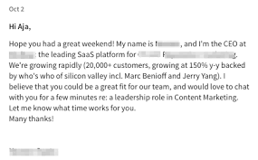 the ultimate guide to writing linkedin inmails that get results