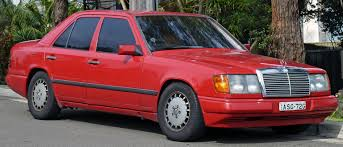 lowered mercedes 190e mercedes benz w124