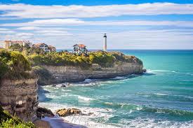 la chambre d amour à anglet photo le phare de biarritz depuis la chambre d amour à anglet par