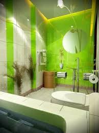 Green Bathrooms Modern Green Bathrooms Floor And Wall Tiles Ideas Bathroom Idolza