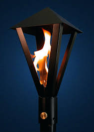 Light Stakes Lowes Tiki Tourches Torch Stakes Lowes Torches Metal