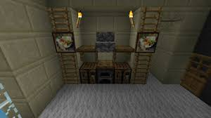 Minecraft Master Bedroom How To Make Cabinets In Minecraft Pe Savae Org