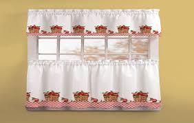 kitchen curtain valances green kitchen curtains valances red