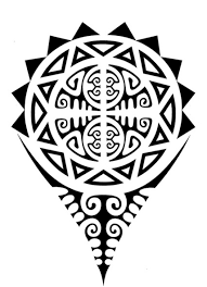 polynesian tattoo meaning strength 1000 geometric tattoos ideas