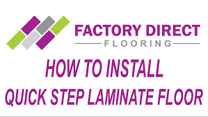 How To Install Mohawk Laminate Flooring How To Install Quick Step Uniclic Laminate Flooring Youtube