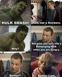 Eat A Snickers Meme - hulk eat a snickers quickmeme