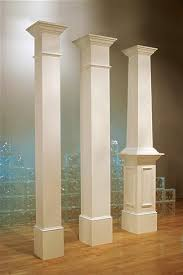 Pillar Designs For Home Interiors by Best 20 Front Porch Columns Ideas On Pinterest Front Porch