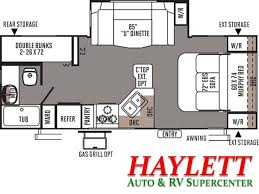 rockwood trailers floor plans 2016 forest river rockwood mini lite 2504s travel trailer