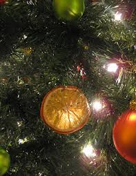 decorating our tabletop tree with handmade ornaments house