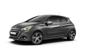 peugeot 2 door sports car new peugeot 208 1 6 thp gti by peugeot sport 3dr petrol hatchback