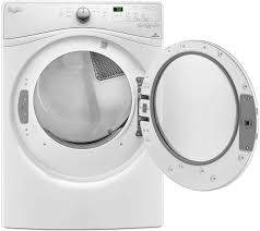 whirlpool white electric dryer wed75hefw