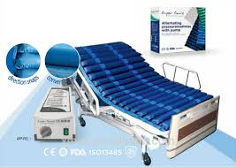 hospital overlay pressure relief medical air mattress air bed