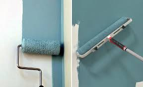 what type of paint roller to use on kitchen cabinets best paint rollers for your projects the home depot