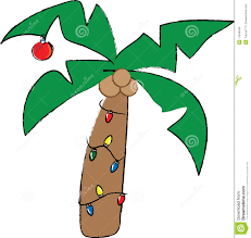 christmas palm tree royalty free stock image image 11649946