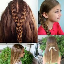 cool step by step hairstyles hairstyle for long hair girls cool easy hairstyles for girls with