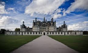 château chambord loire valley france one of the most beautiful