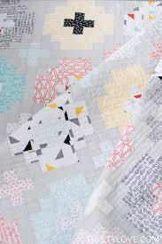 World Map Quilt Cross Tile Quilt Pattern Quilty Love