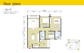 three33 residence kepong